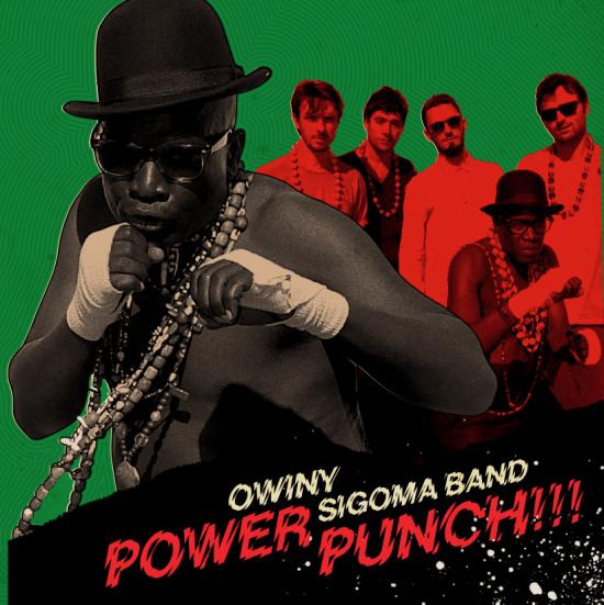 Owiny Sigoma Band『Power Punch』