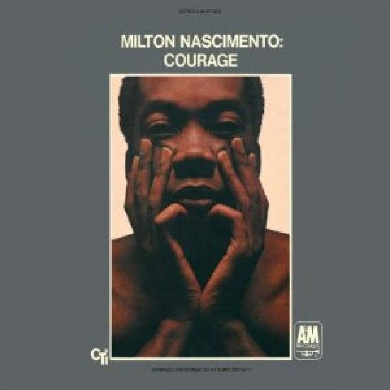 Milton Nascimento『Courage』